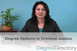 Criminal Justice Degree Options - Video