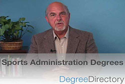 Sports Administration Degrees - Video