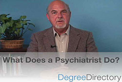 What Does a Psychiatrist Do? - Video