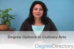 Culinary Arts Degree Options - Video