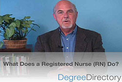 What Does a Registered Nurse (RN) Do? - Video