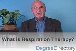 What is Respiration Therapy? - Video