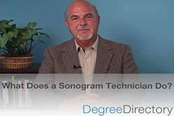 What Does a Sonogram Technician Do? - Video