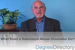 What Does a Substance Abuse Counselor Do? - Video