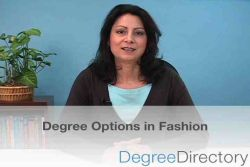 Fashion Degree Options - Video