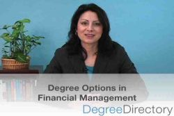 Financial Management Degree Options - Video