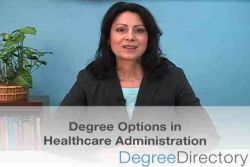 Healthcare Administration Degree Options - Video