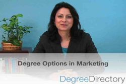 Marketing Degree Options - Video