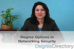 Networking Security Degree Options - Video