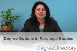 Paralegal Studies Degree Options - Video
