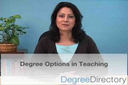 Teaching Degree Options - Video