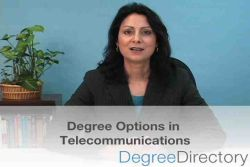 Telecommunications Degree Options - Video