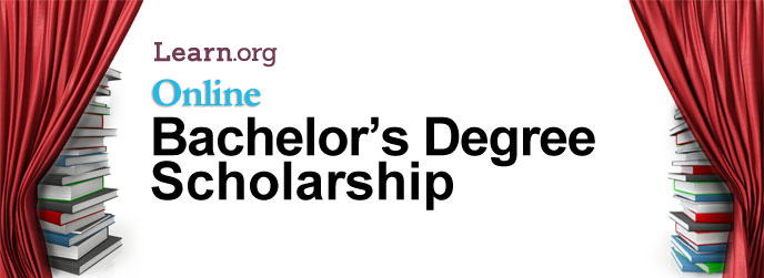 Learn.org Online Bachelor's Degree Scholarship