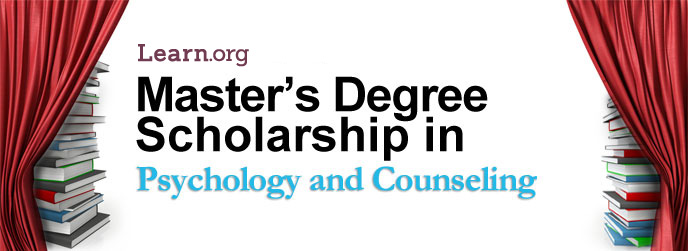 Learn.org Psychology and Counseling Master's Degree Scholarship