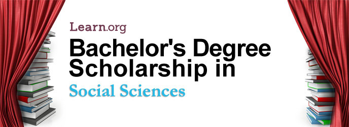 Learn.org Social Sciences Bachelor's Degree Scholarship
