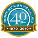 Walden University 40th Anniversary