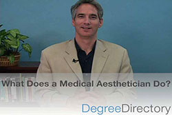 What Does a Medical Aesthetician Do? - Video