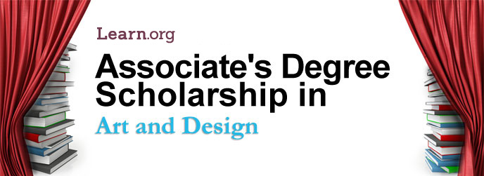 Learn.org Art and Design Associate's Degree Scholarship