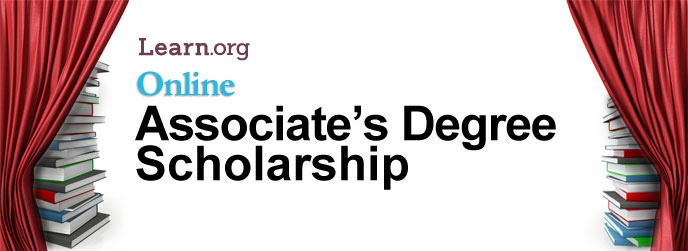 Learn.org Online Associate's Degree Scholarship